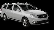 Dacia Logan MCV от BookingCar