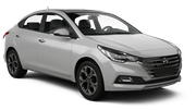 Hyundai Accent от BookingCar
