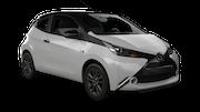Toyota Aygo от BookingCar