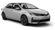 Toyota Corolla от BookingCar